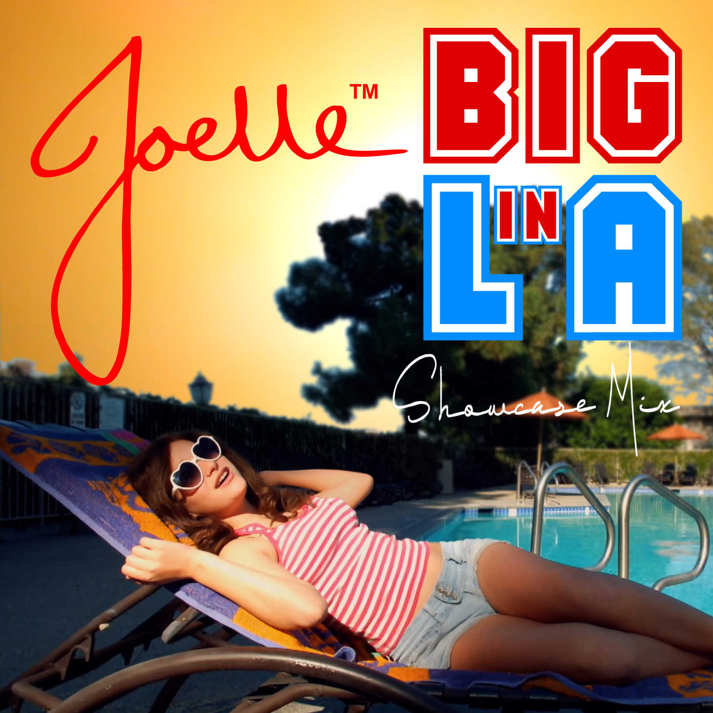 Big In LA (Showcase Mix) CD