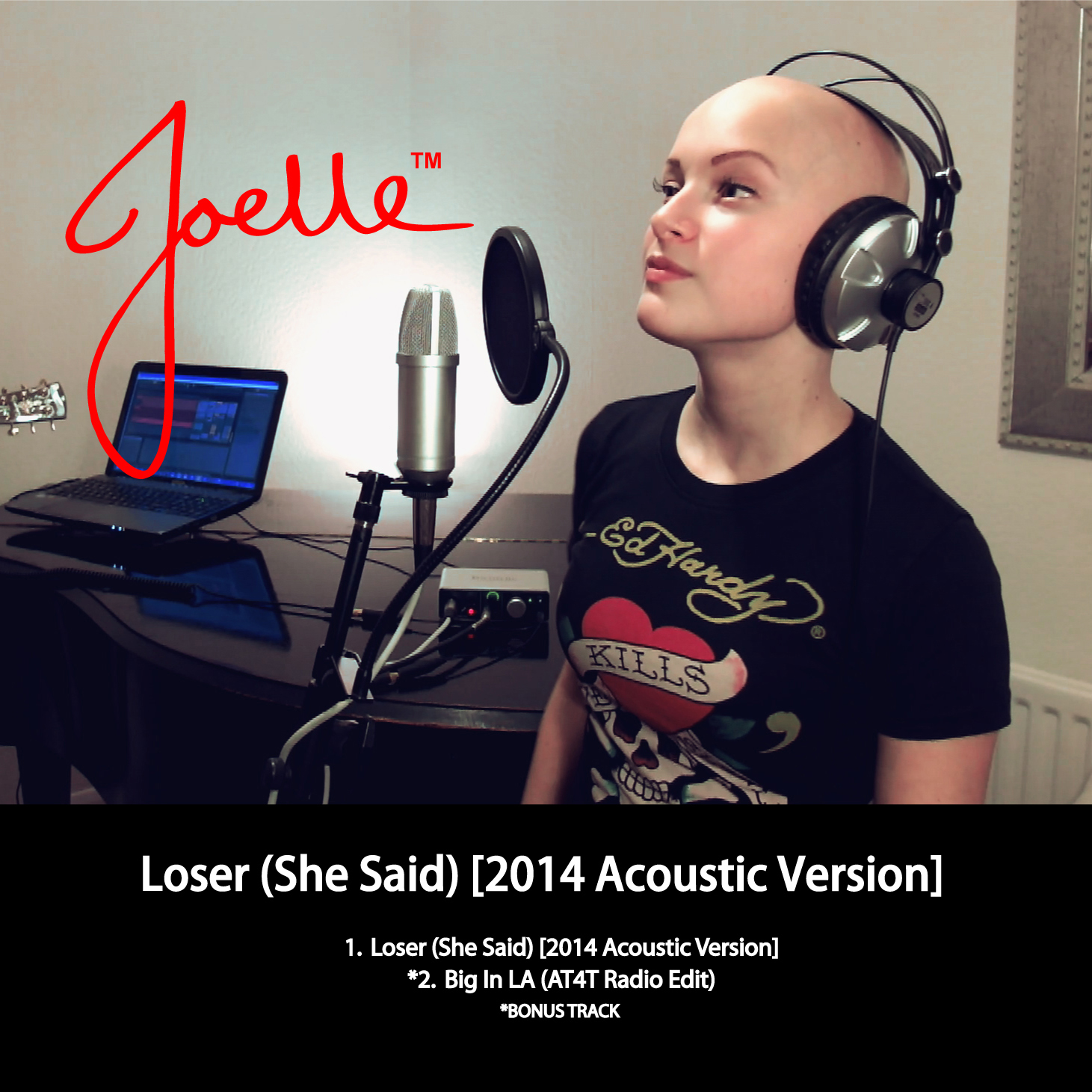 Loser (She Said) [2014 Acoustic Version] CD