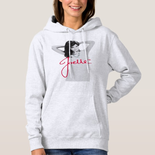Hooded Sweat Shirt (Ash)