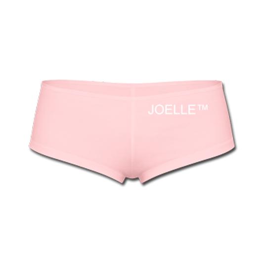 Sleepwear Hugger Underwear (Pink)